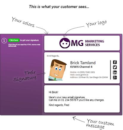 FREE Email Signature Generator | Gimmio (formerly ZippySig)
